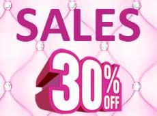 Sales 30%